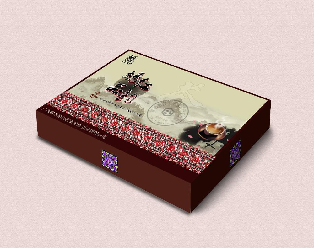 青芽御茗茶叶礼盒包装系列设计作品,致一设计公司承接